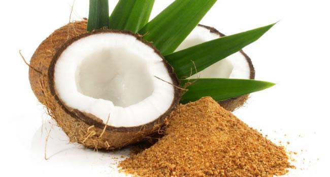 cual es el mejor azucar para consumir coco