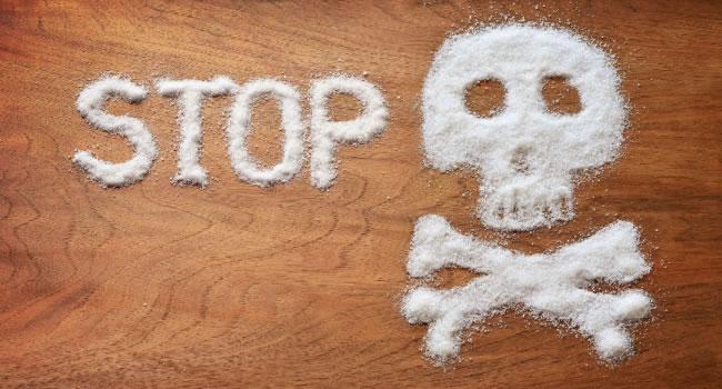 el azucar es malo contras