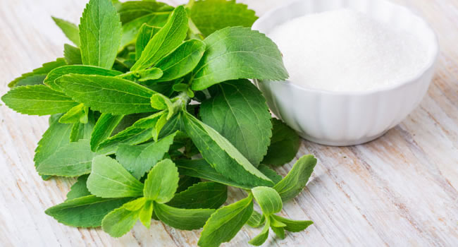 propiedades del azucar stevia